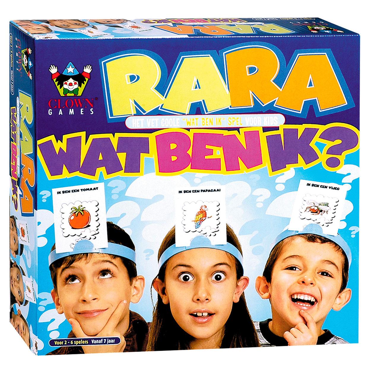 Wonderlijk RaRa Wat ben ik? online kopen   Lobbes Speelgoed AD-78