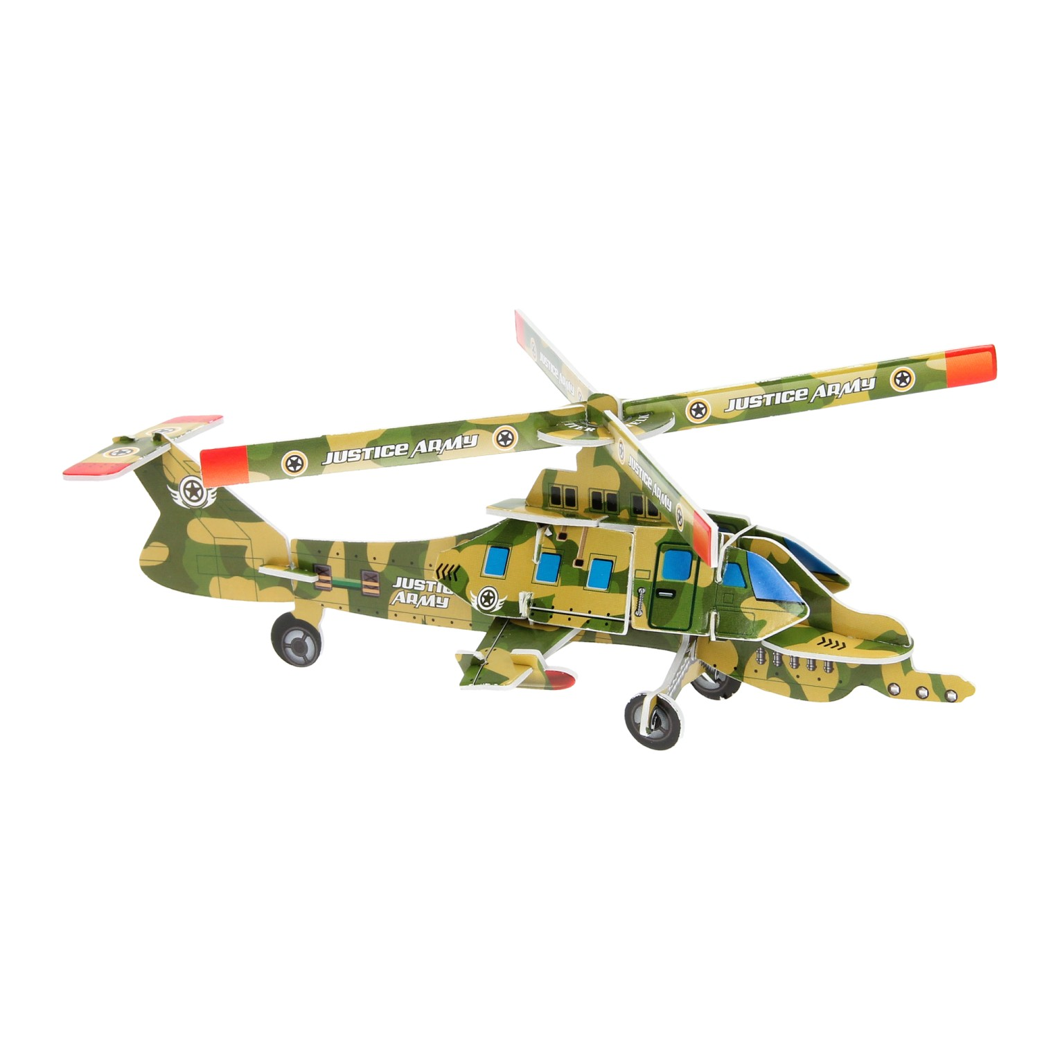3D Bouwpakket Air Force