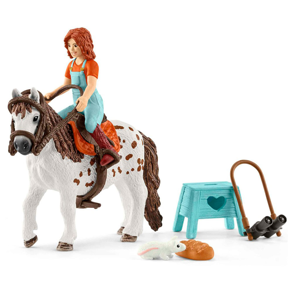 Schleich Horse Club - Mia en Spotty