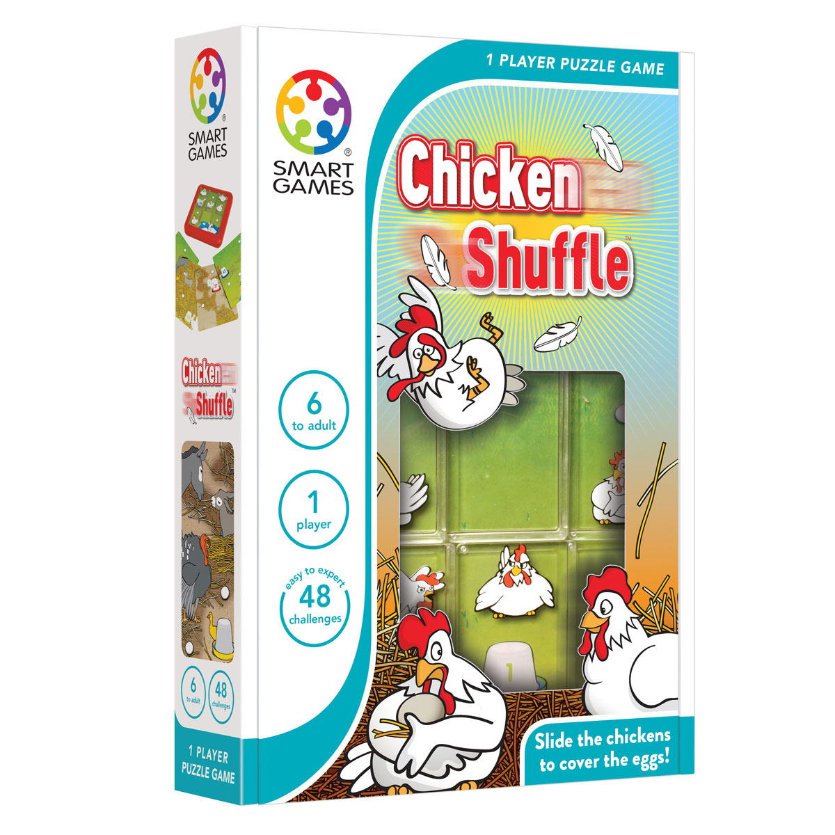 SmartGames ChickenShuffle