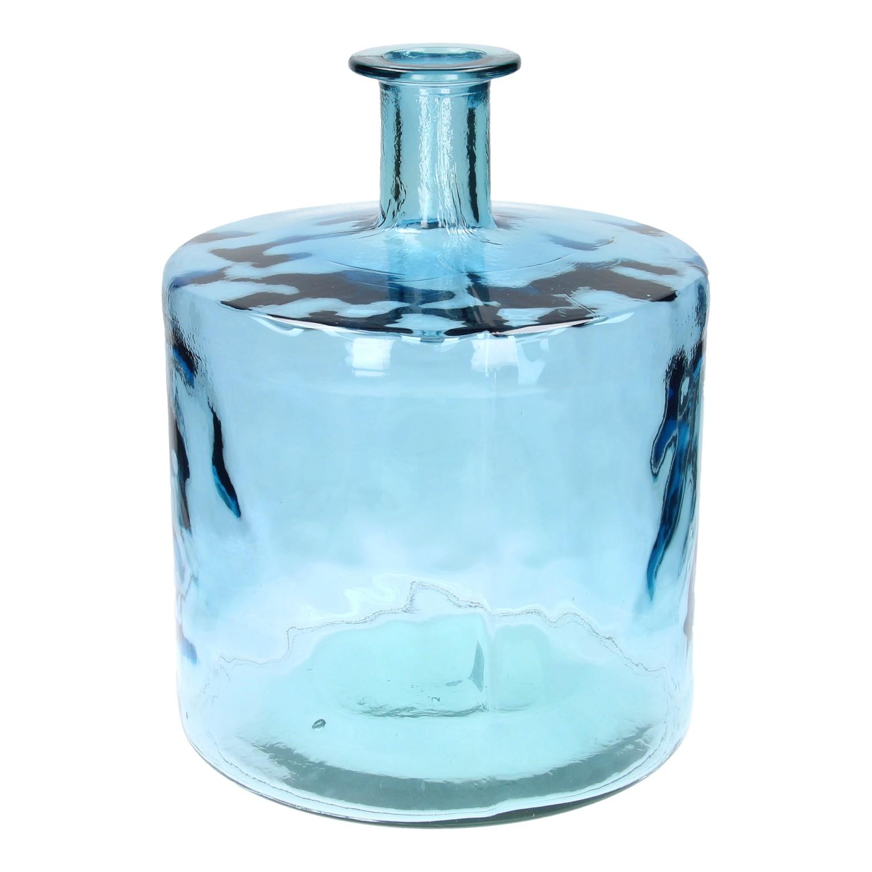 Grote Vaas Glas.Grote Glazen Vaas