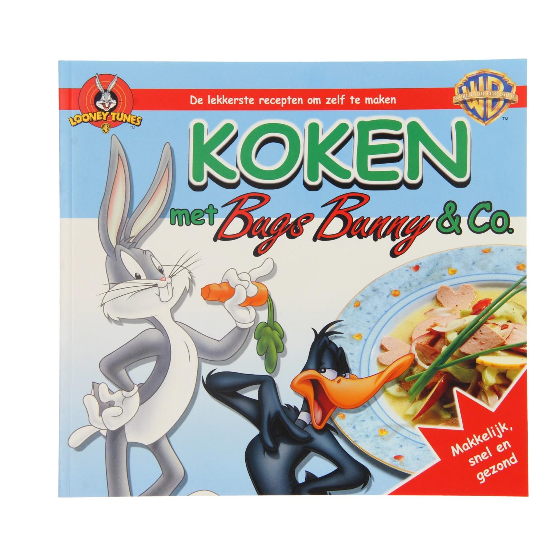 593ca9b794d4e1 Kinderkookboek Koken met Bugs Bunny & Co online kopen   Lobbes Speelgoed