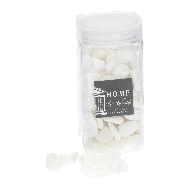 Decoratie steentjes naturel wit online kopen for Decoratie steentjes