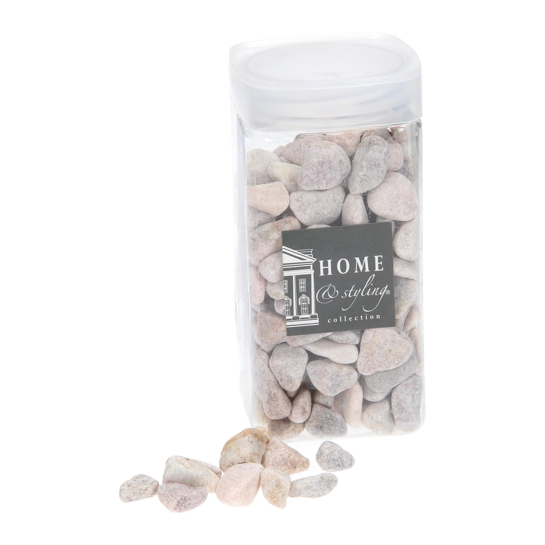 Decoratie steentjes naturel lichtroze online kopen for Decoratie steentjes
