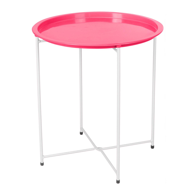 tafel vouwbaar roze online kopen