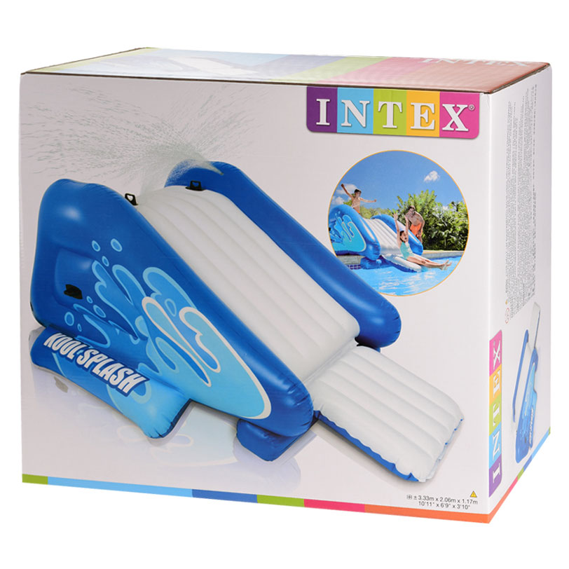 Intex Opblaasbare Waterglijbaan
