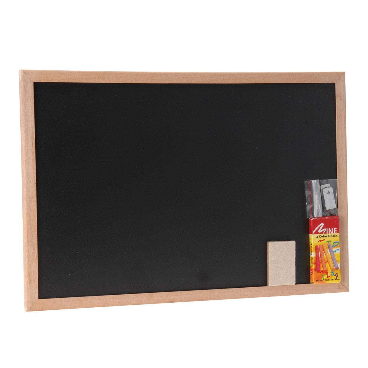 Schoolbord met krijtjes online kopen - S van de bureau ...