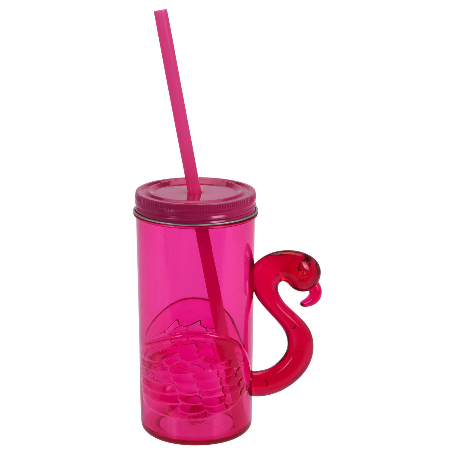 Drinkbeker Flamingo