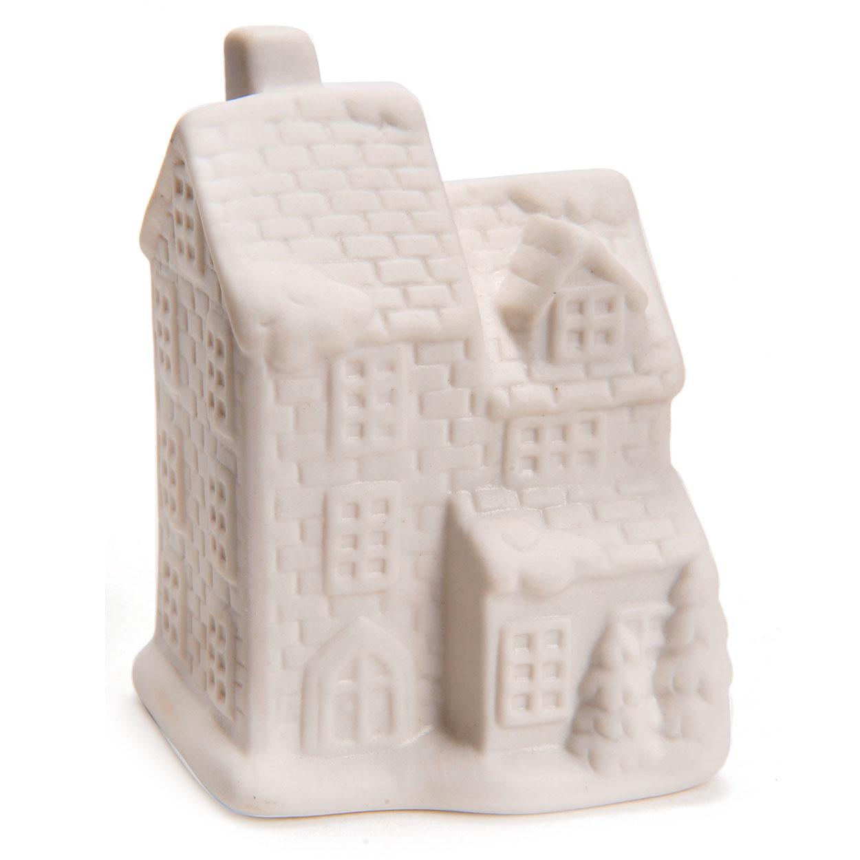 Huisje van keramiek met led d online kopen - Huisje met vide ...
