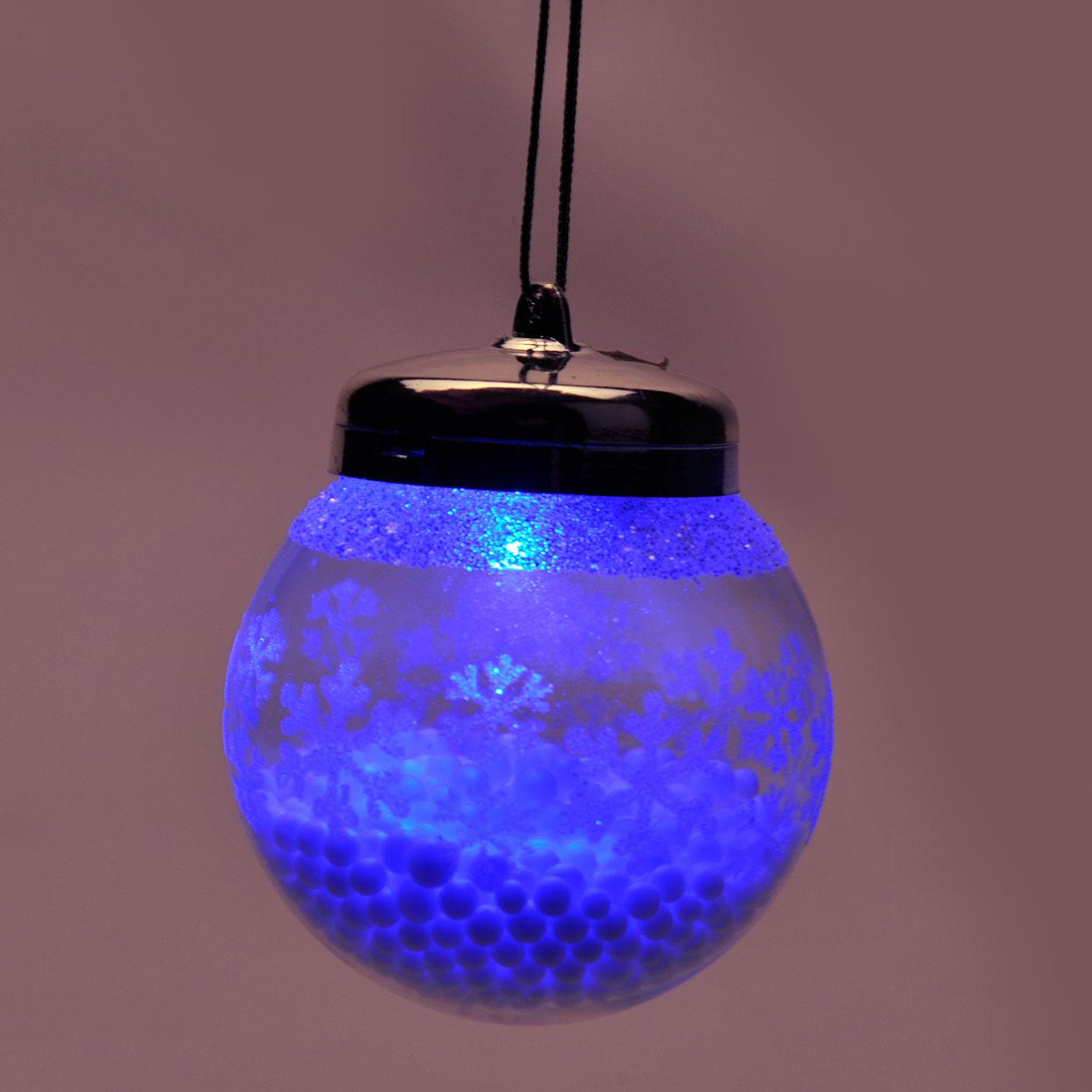 Kerstballen Met Led Verlichting - ARCHIDEV