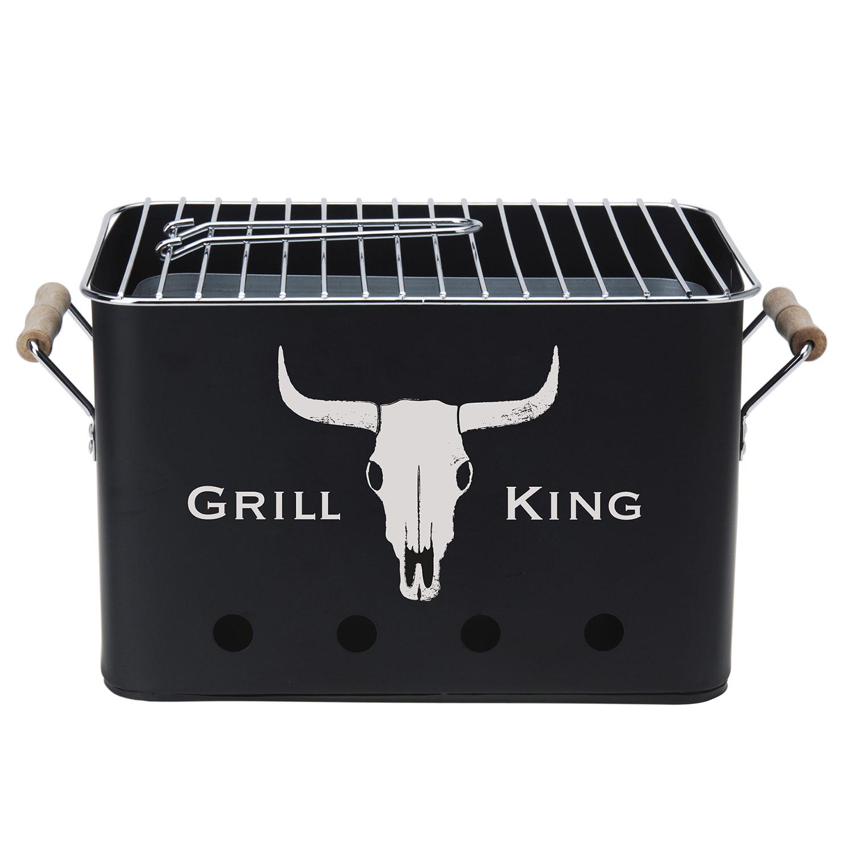 Bbq grill king met 2 grepen online kopen - Barbecue a gas da tavolo ...