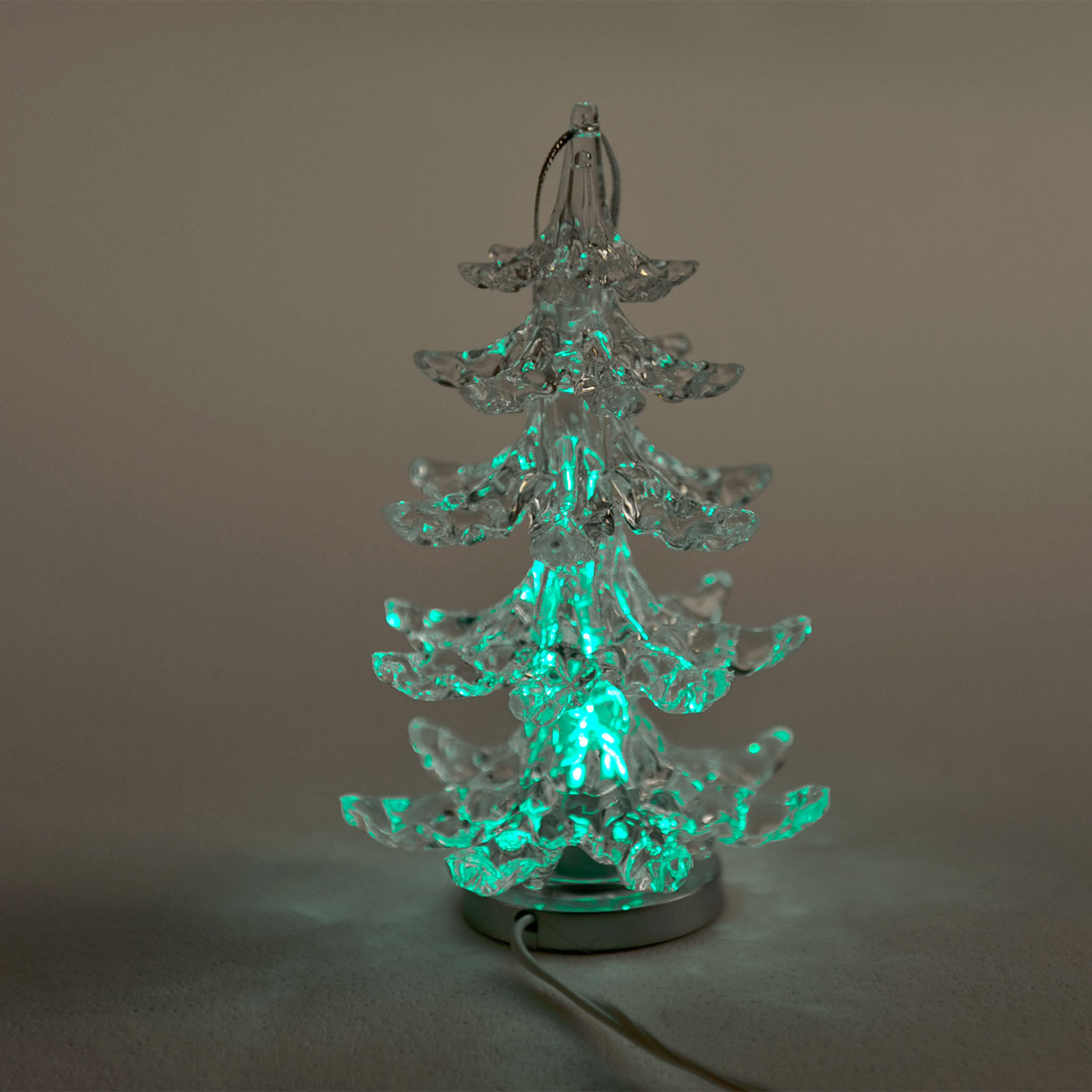 Usb lamp kerstboom multicolour online kopen for Mini kerstboom action