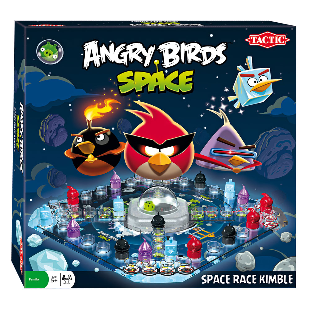 angry birds space ludo online kopen. Black Bedroom Furniture Sets. Home Design Ideas
