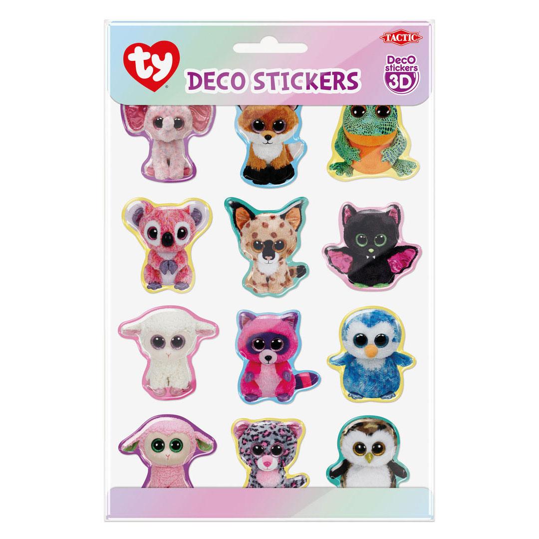 Ty Beanie Boo Stickers online kopen  3c7aeb6705e