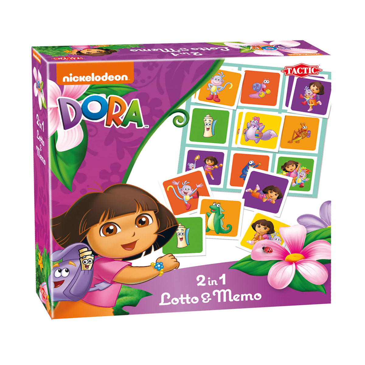 Dora Lotto & Memo, 2in1