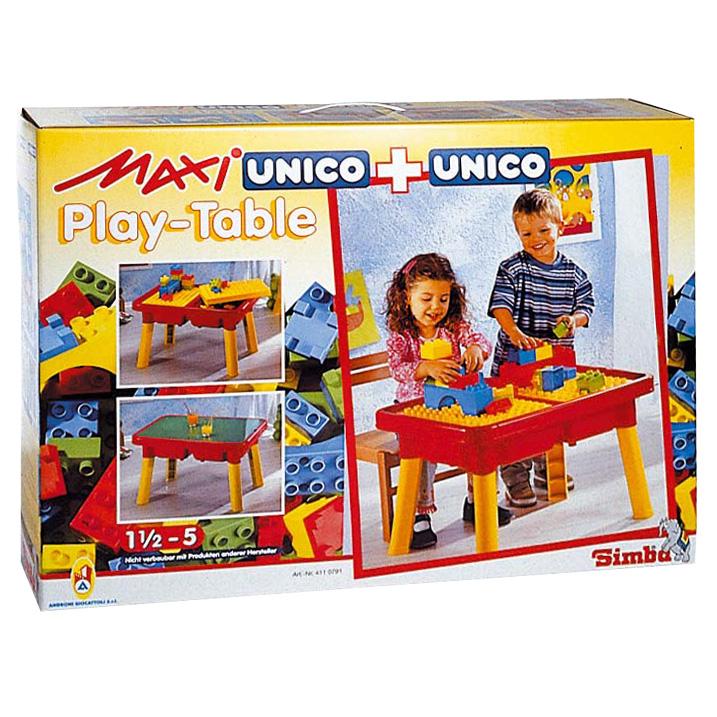 Speeltafel Unico Groot, 29dlg online kopen | Lobbes Speelgoed