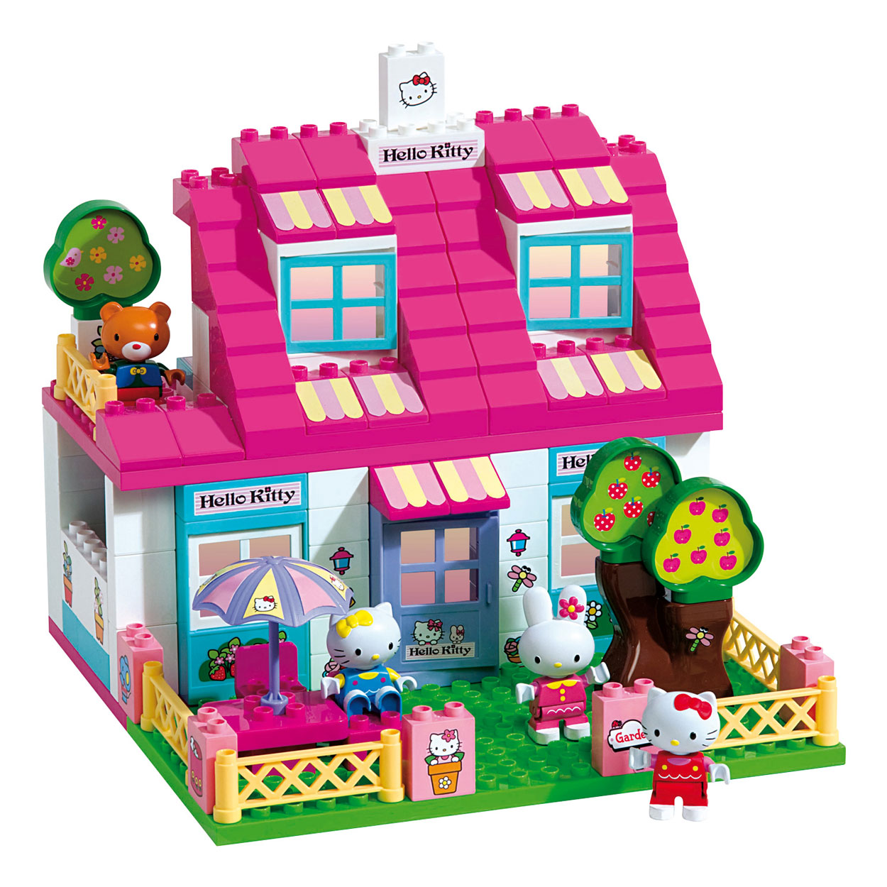 Hello kitty unico huis online kopen - La maison de hello kitty ...