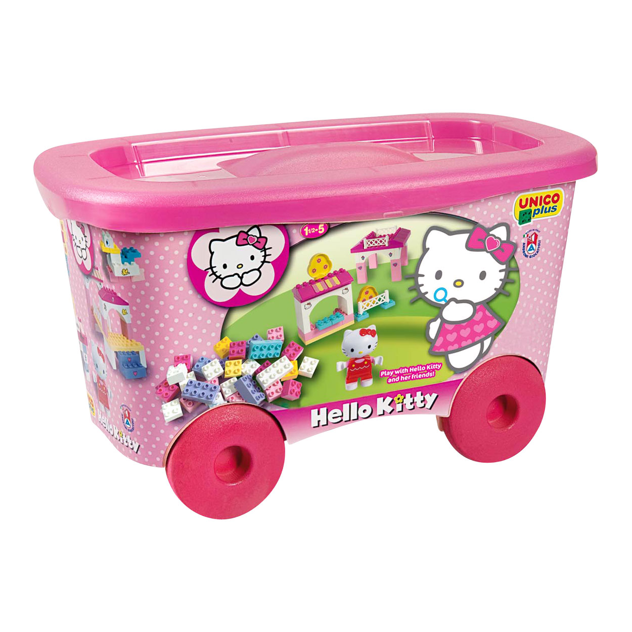 Hello Kitty Unico Box