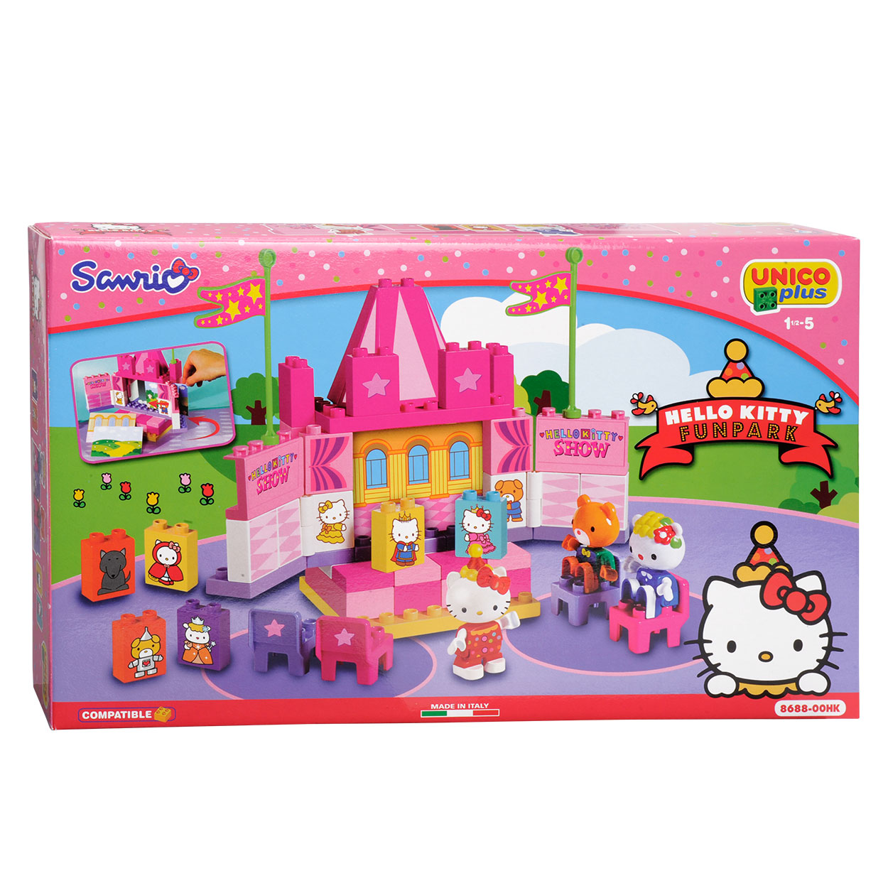 Hello Kitty Duplo Zug Eisenbahnjpg Pictures