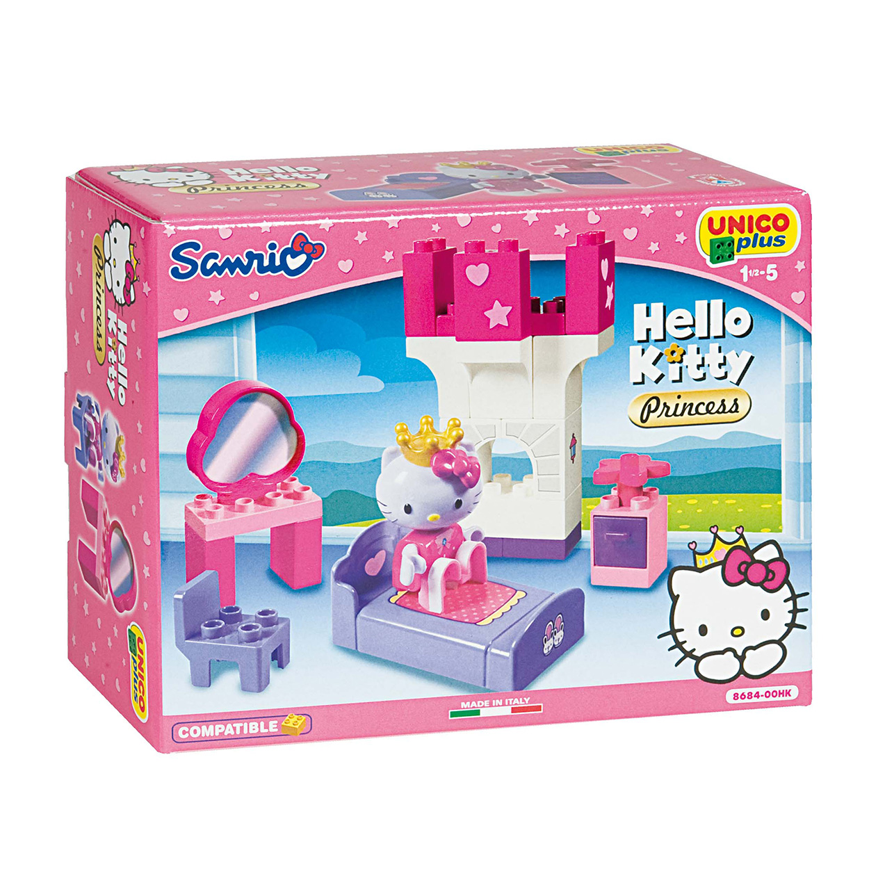Unico Hello Kitty Slaapkamer online kopen  Lobbes.nl