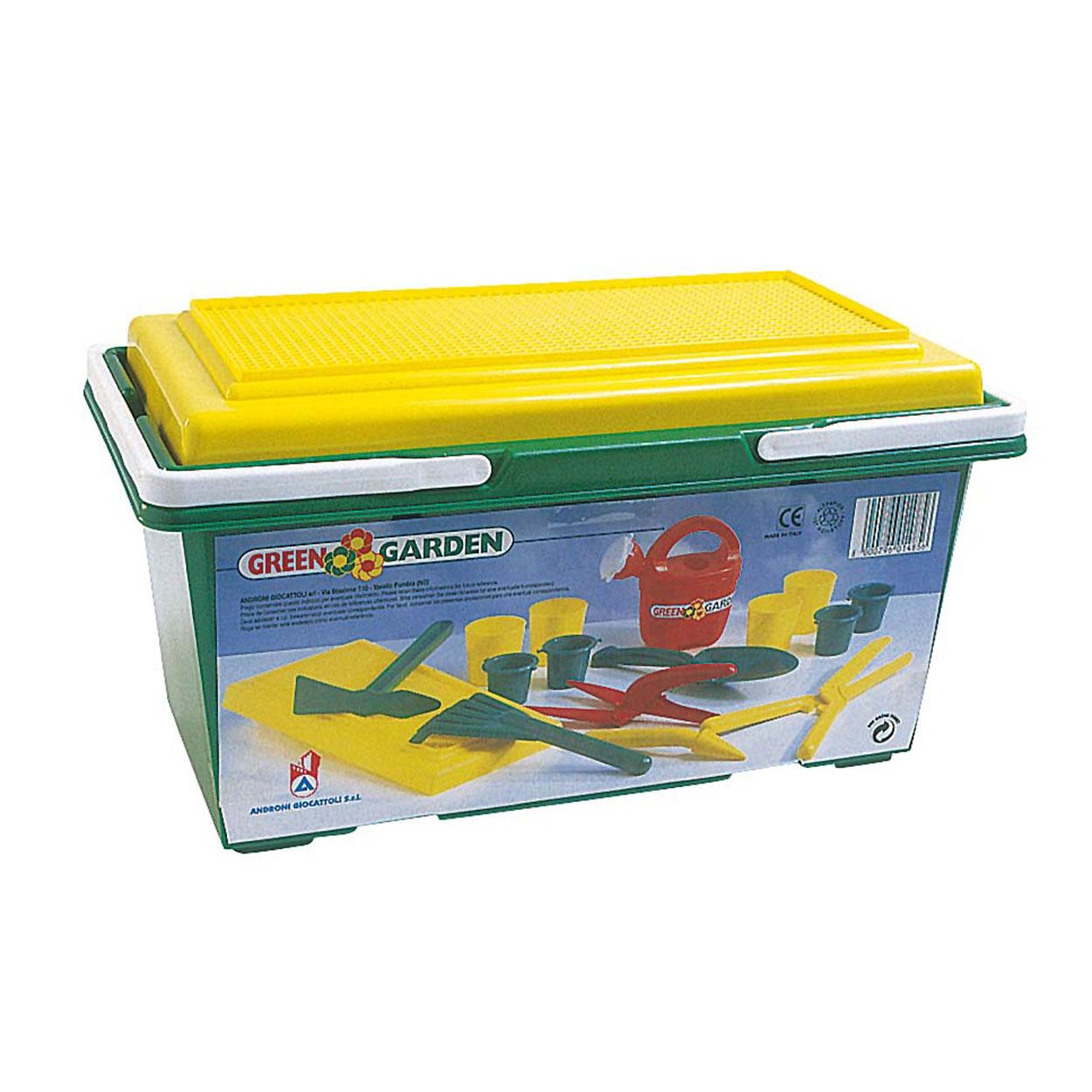 Opbergbox Voor Tuingereedschap.Tuingereedschap In Opbergbox