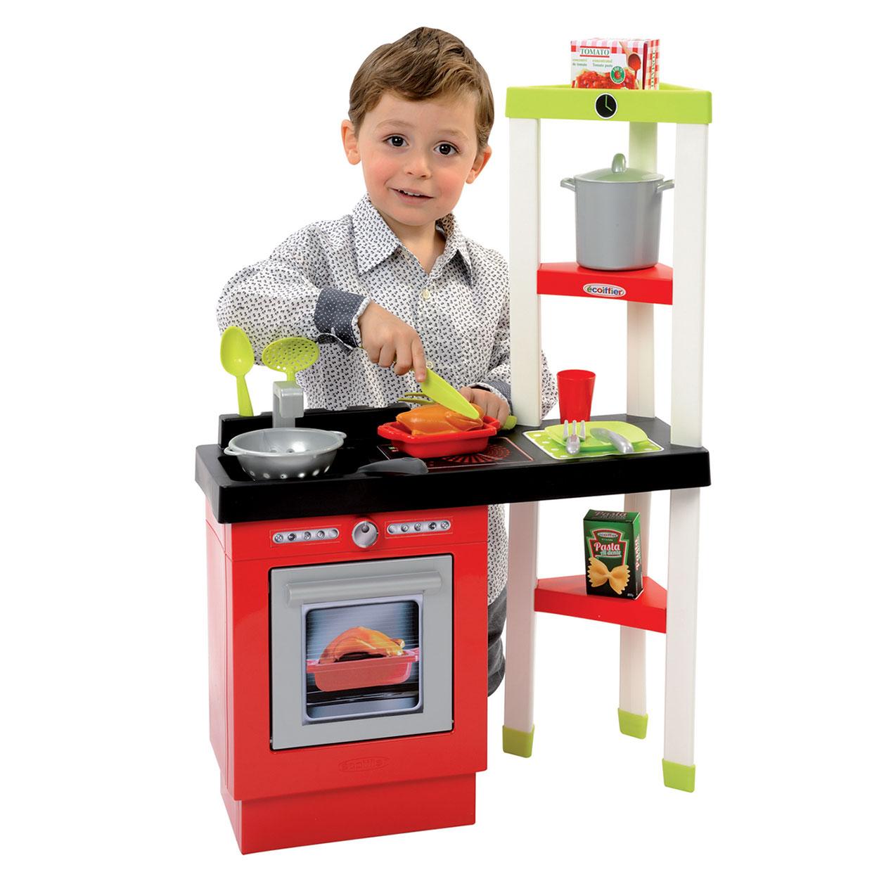 Ecoiffier Keuken Accessoires : Ecoiffier 100% Chef Keuken online kopen Lobbes nl