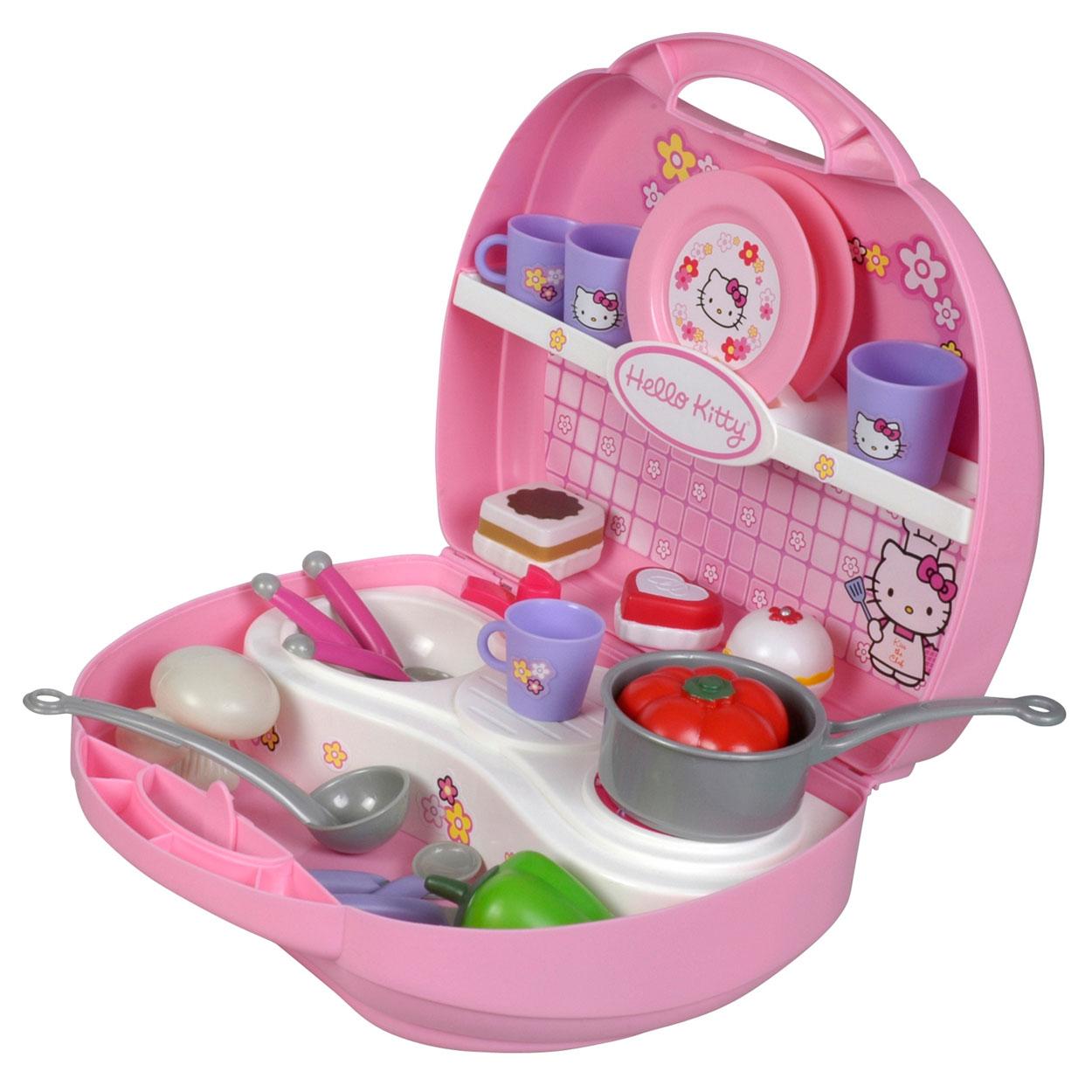 Mini Keuken Speelgoed : Mini Keuken Hello Kitty online kopen Lobbes.nl