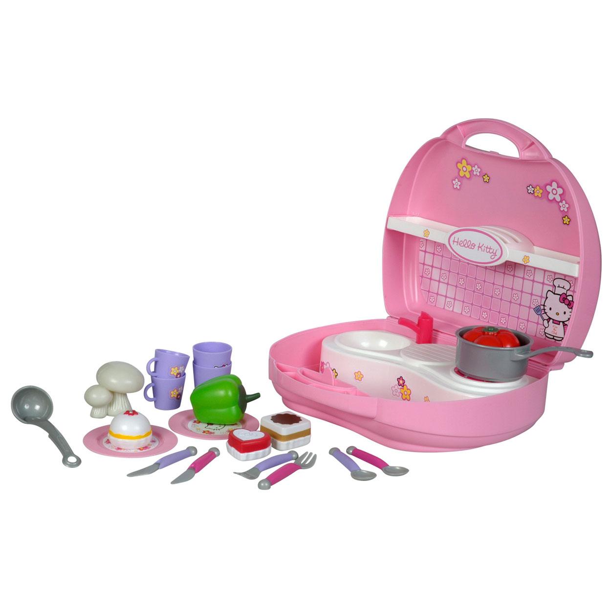 Mini Keuken Hello Kitty online kopen  Lobbesnl # Fyndig Wasbak_191809