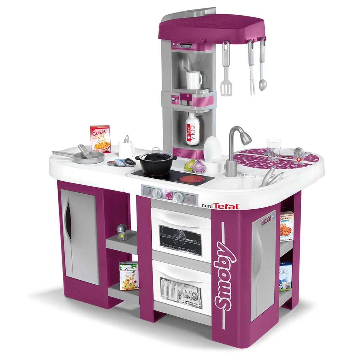 Mini Keuken Speelgoed : Smoby Tefal Keuken Studio XL online kopen Lobbes.nl