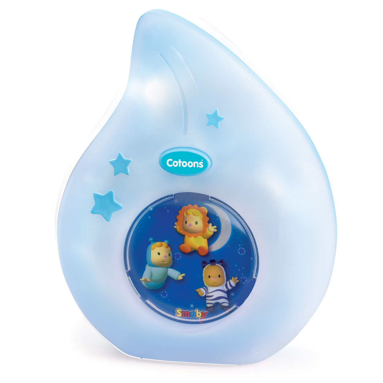 Smoby Cotoons Nachtlamp - Blauw