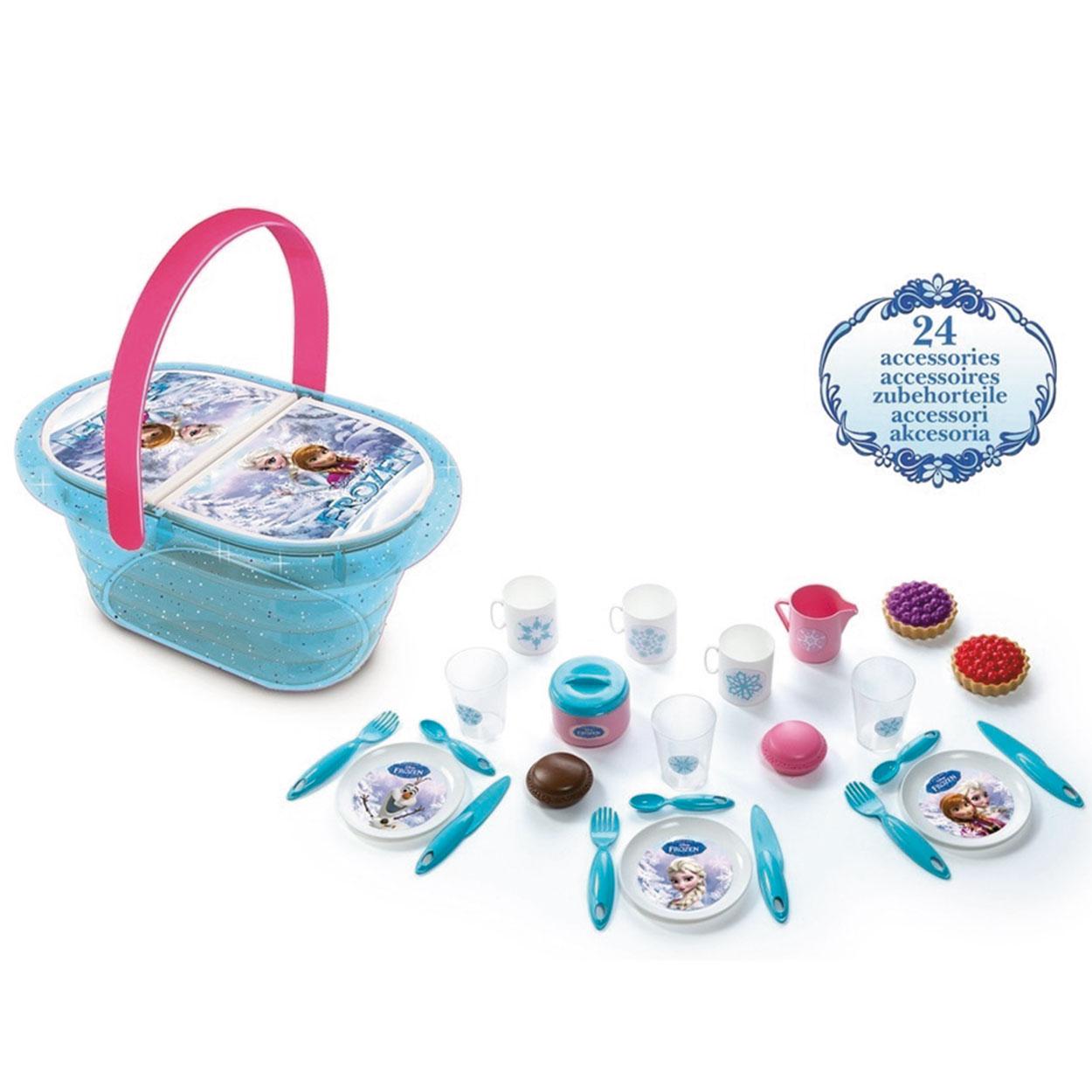 Smoby Disney Frozen Picknickmand online kopen Lobbes nl