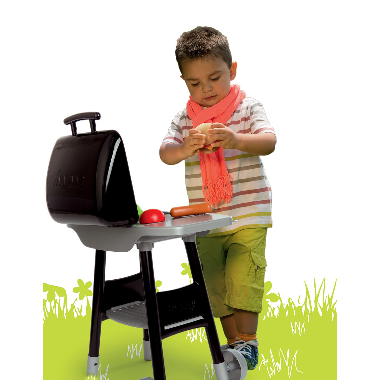 Smoby Barbecue online kopen   Lobbes Speelgoed