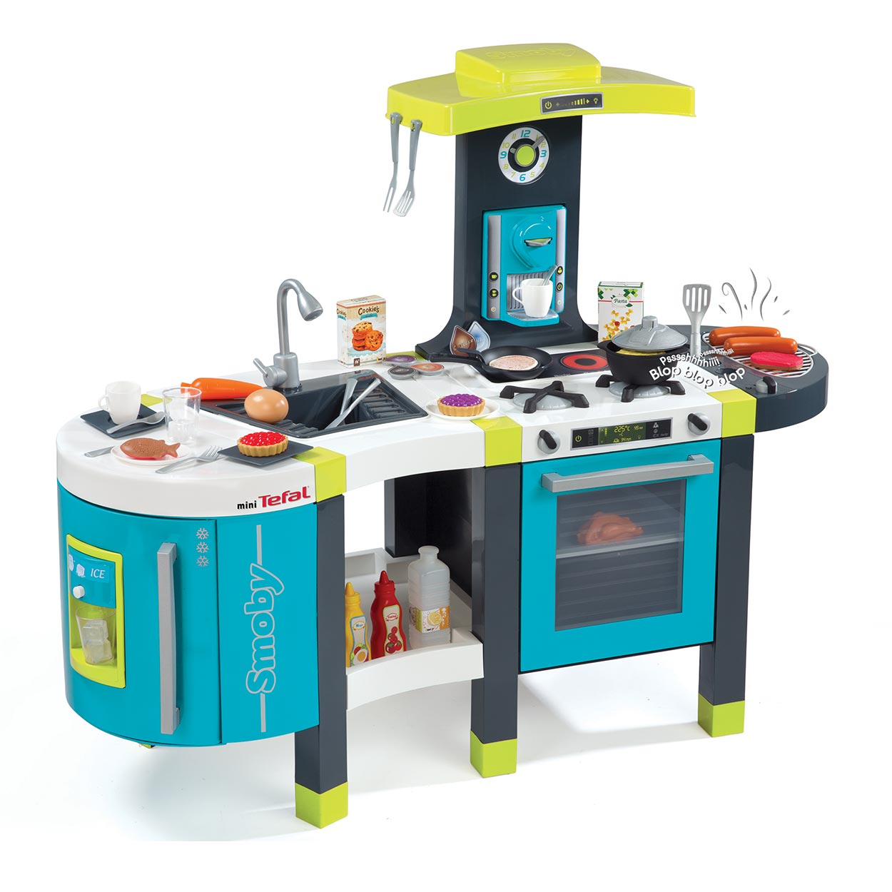 Smoby tefal french touch keuken online kopen - Cuisine tefal french touch ...