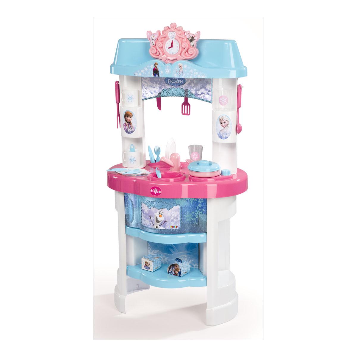 Disney Keukenaccessoires : Smoby Disney Frozen Keuken online kopen Lobbes nl