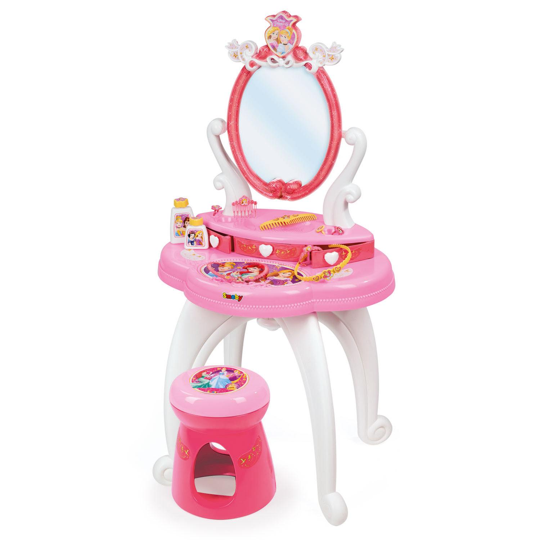 Kinder Kaptafel Julia.Smoby Disney Prinses 2in1 Kaptafel Online Kopen Lobbeseducatief Nl
