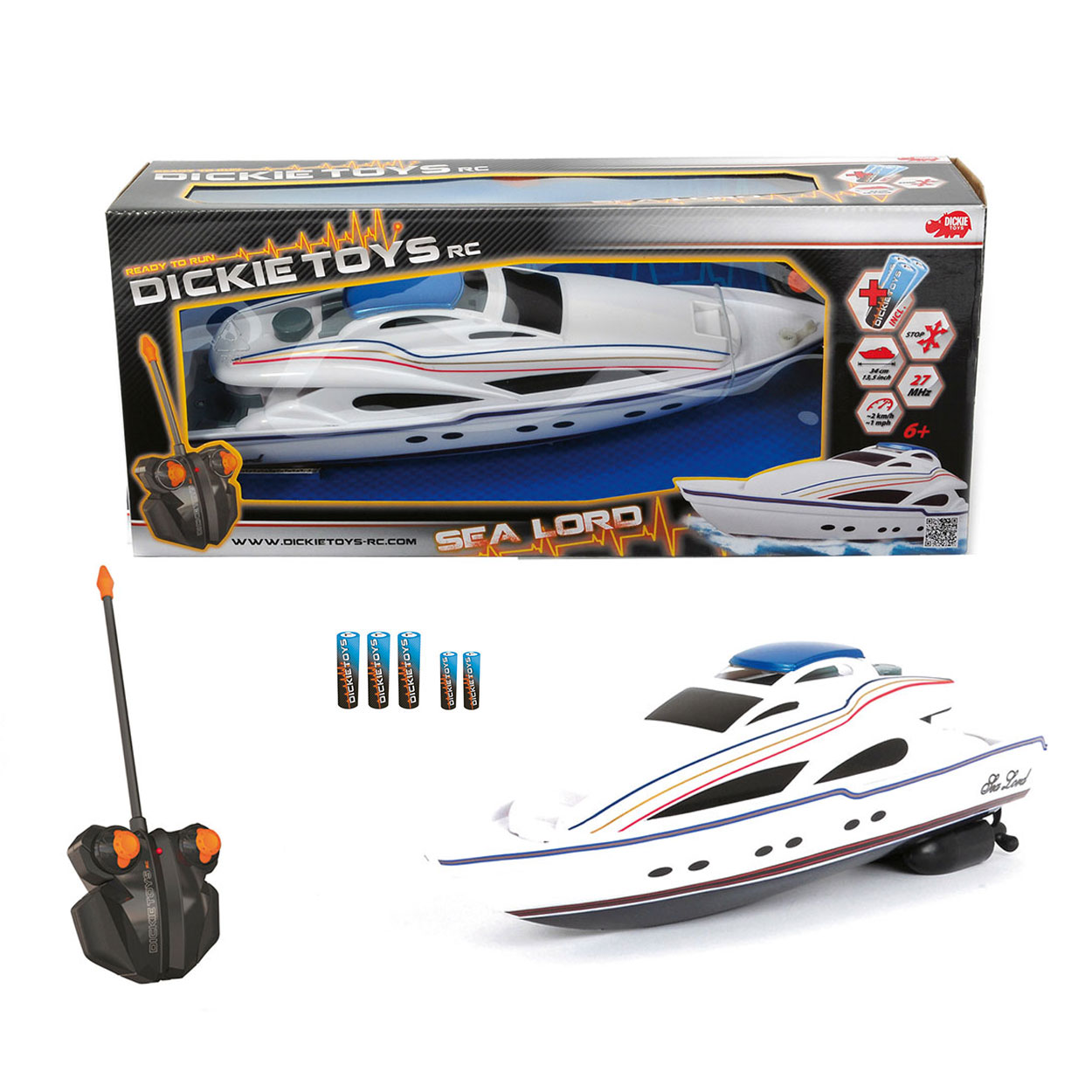 RC Sea Lord