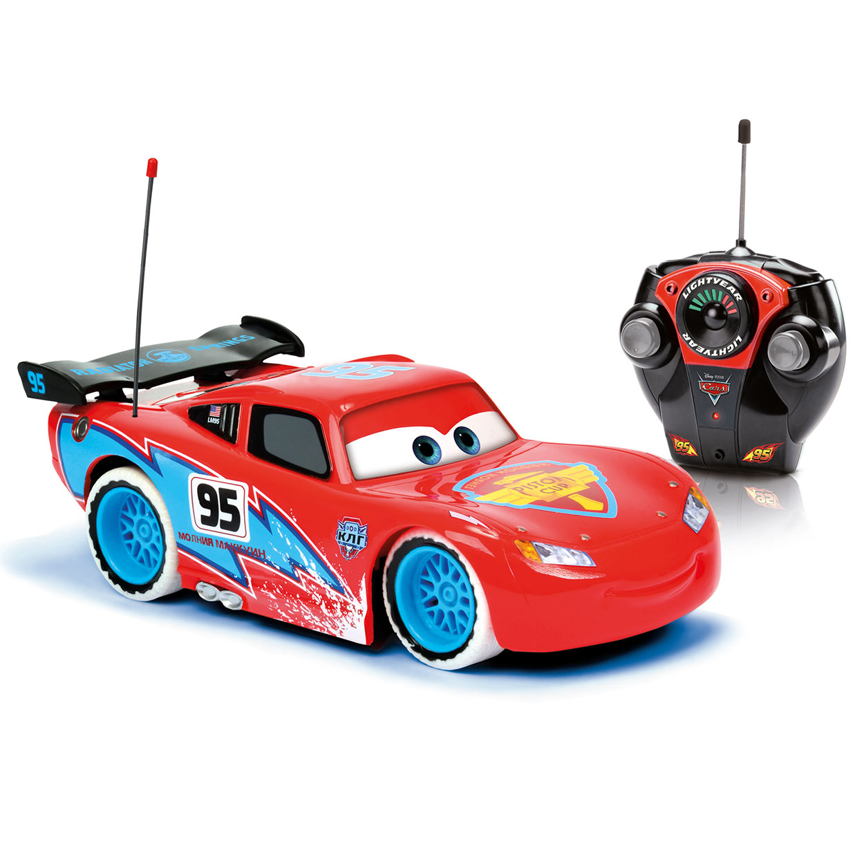 Rc Ice Racing Cars Lightning Mcqueen Online Kopen Lobbes Nl