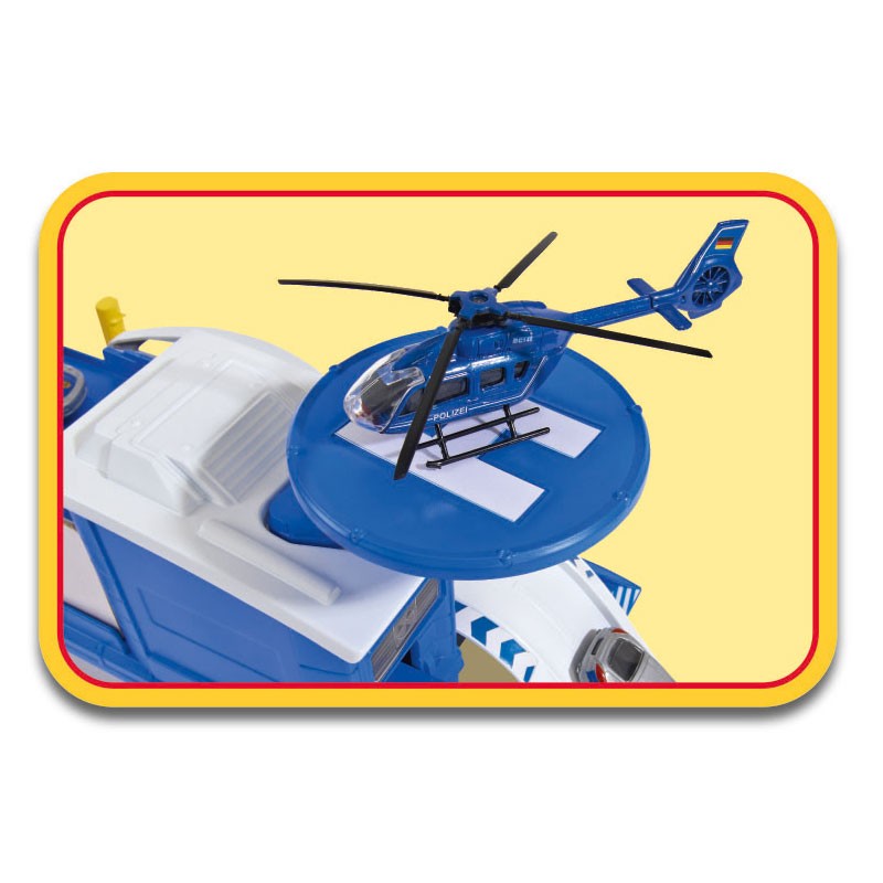 Majorette Creatix Politie Bureau online kopen   Lobbes Speelgoed
