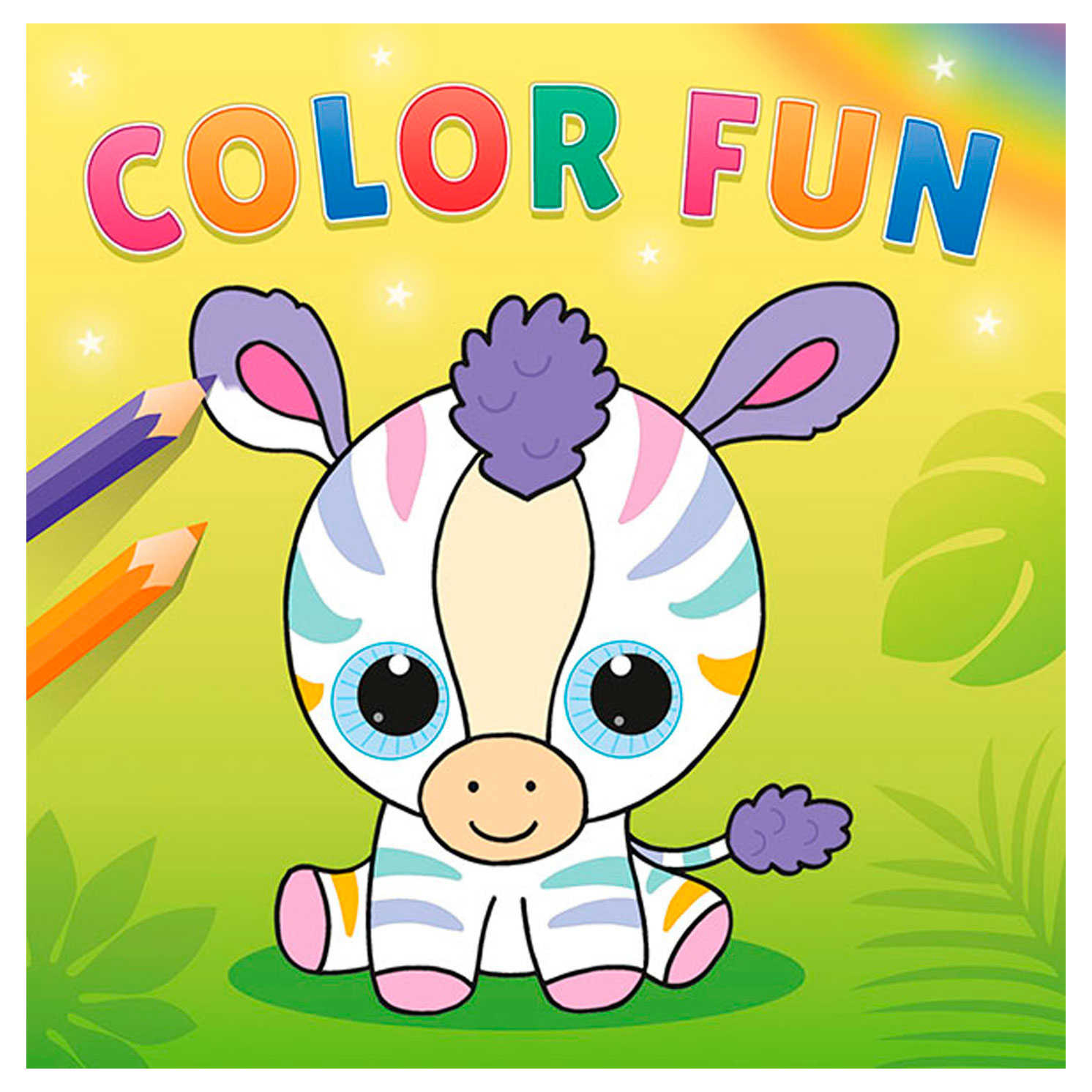 Knuffels Color Fun