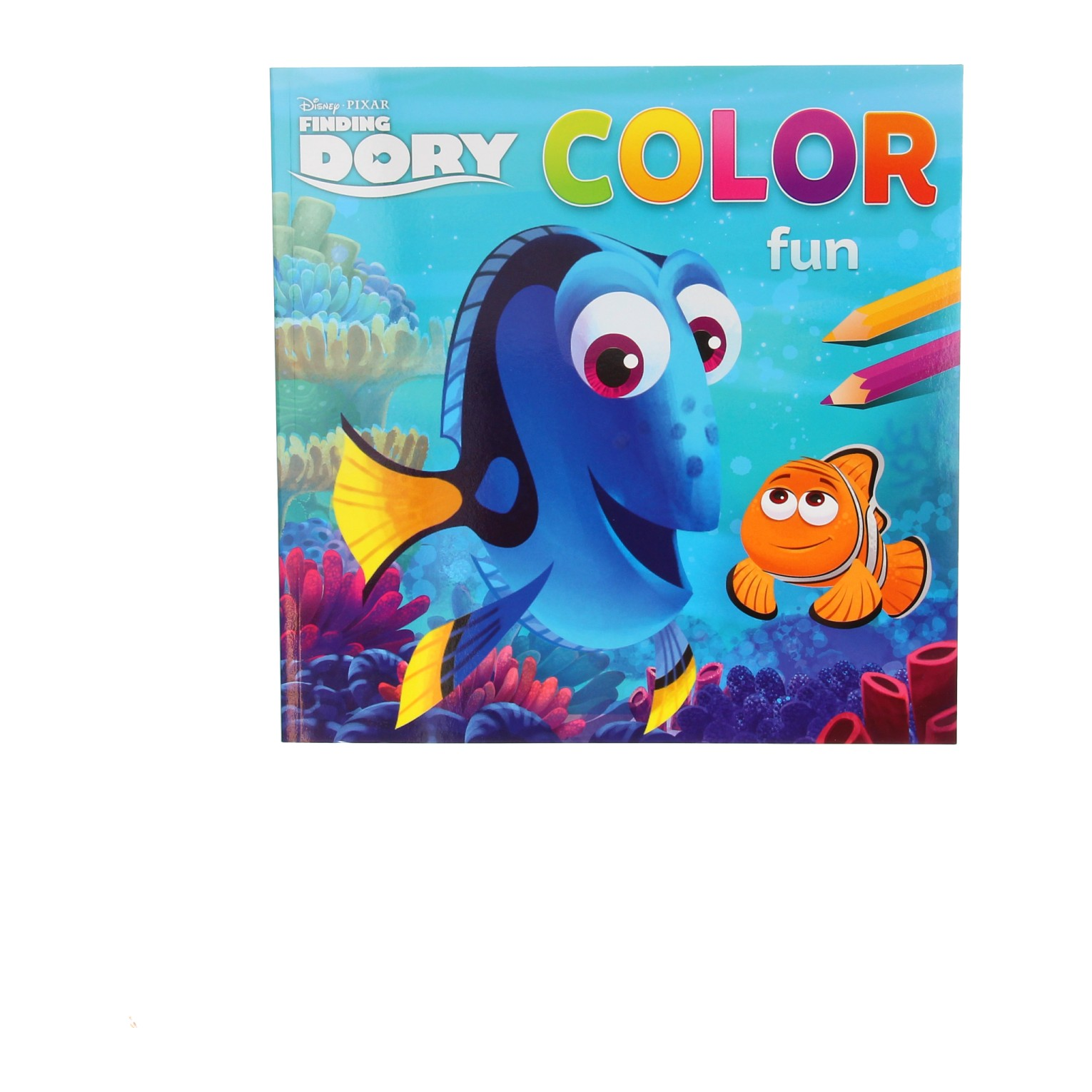 Finding Dory Color Fun