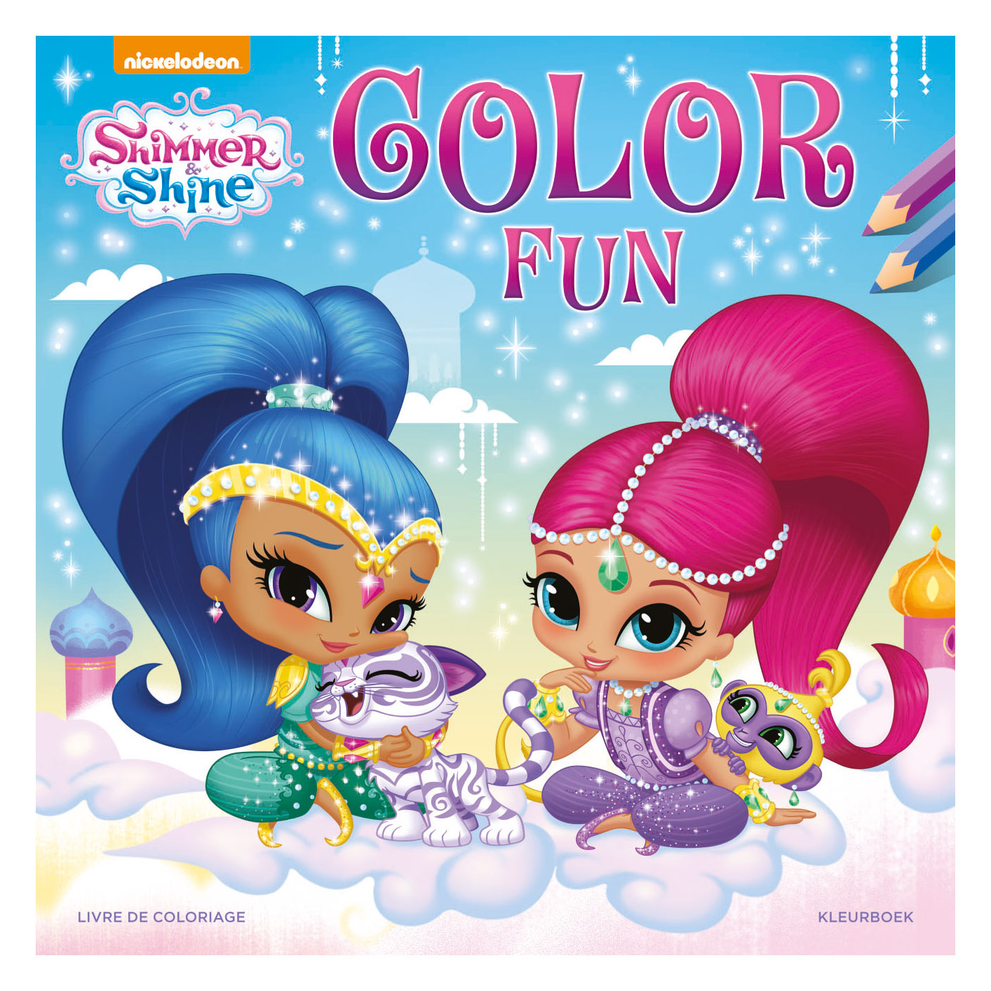 Color Fun Shimmer & Shine