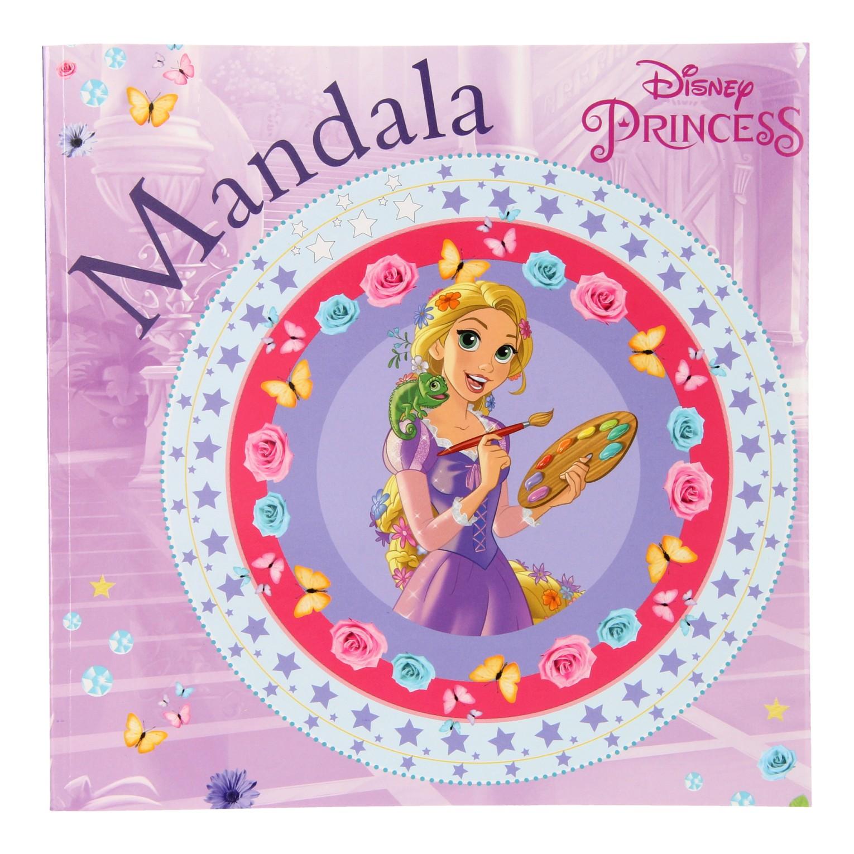 Mandala Kleurplaten Bestellen.Disney Prinses Mandala Kleurboek Online Kopen Lobbes Nl