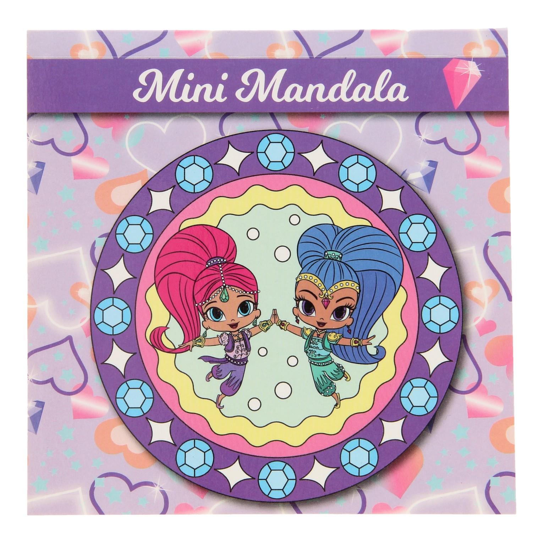 Mandala Kleurplaten Bestellen.Shimmer Shine Mini Mandala Kleurboek Online Kopen Lobbes Nl