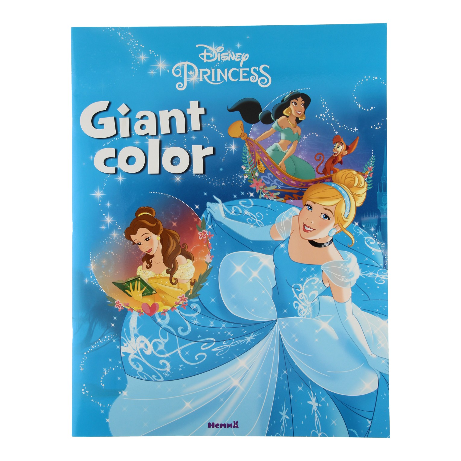 Giant Color Kleurboek XL - Disney Prinsessen