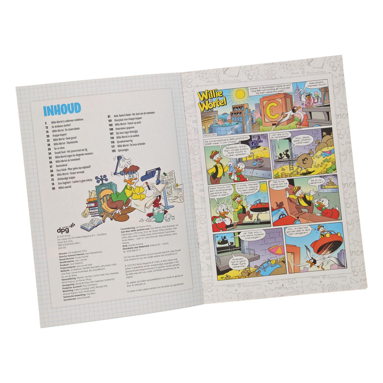 Willie Wortel Groot Vakantieboek Online Kopen Lobbes Speelgoed