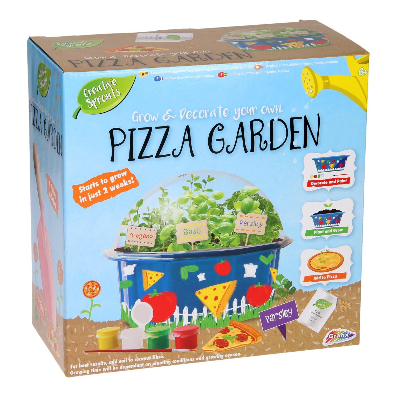 Kweek Je Eigen Pizza Tuin Online Kopen