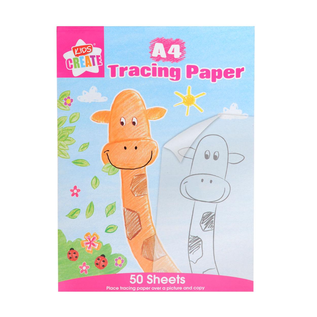 Overtrekpapier a4 50vel online kopen for Gekleurd papier action