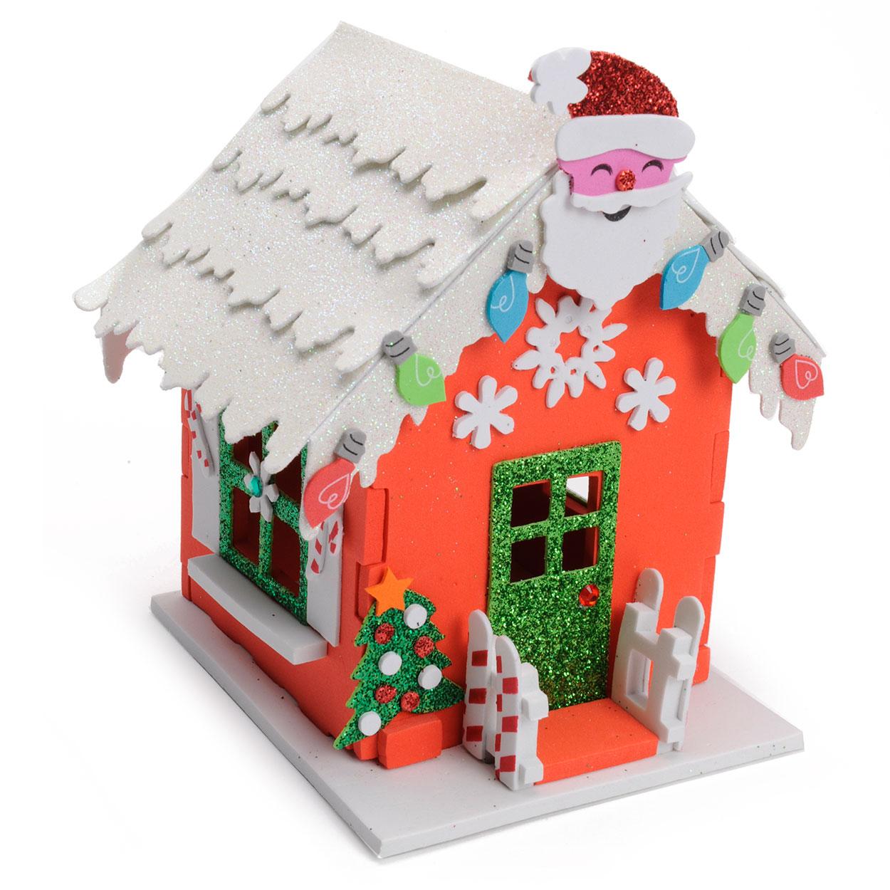 Maak Je Eigen 3d Kerst Huisje Online Kopen Lobbes Speelgoed