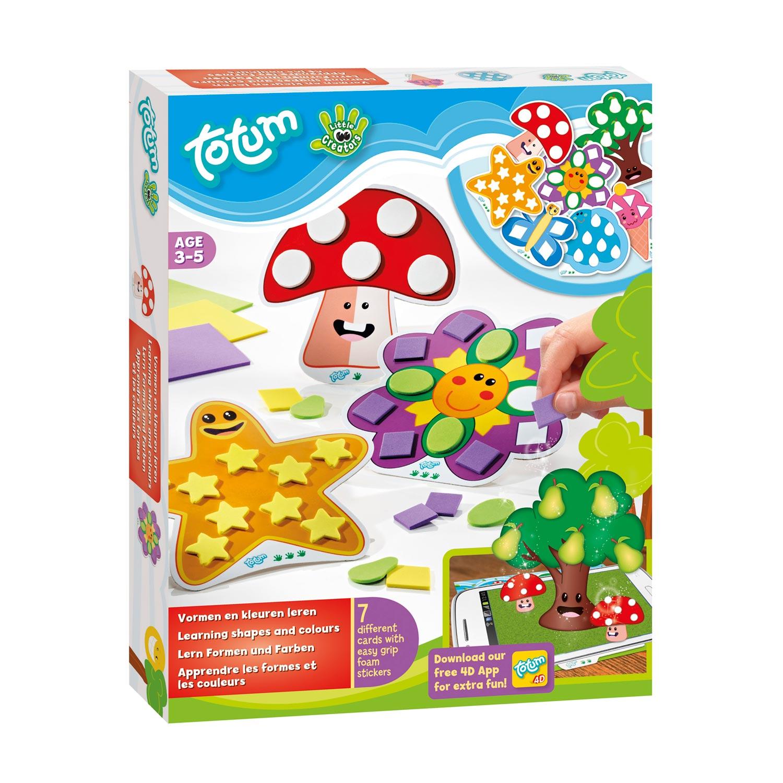 fa7ffd1cdd8 Totum Vormen en Kleuren Leren online kopen   Lobbes Speelgoed