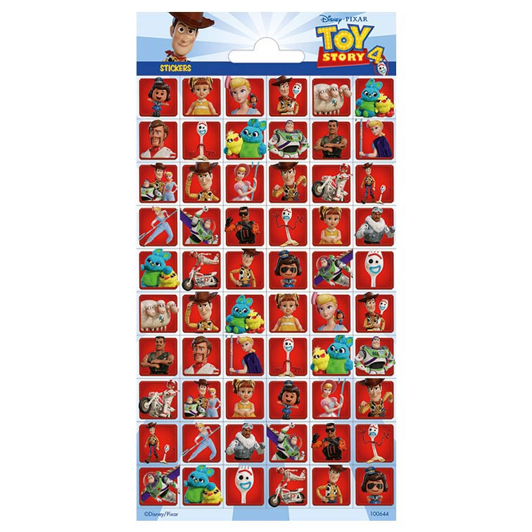 Stickervel Toy Story